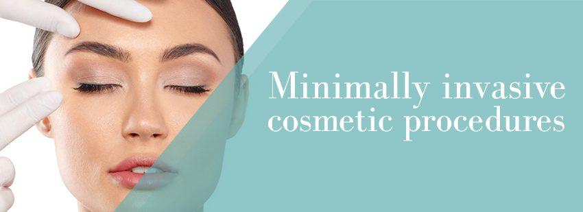 Minimaly invasive cosmetic procedure